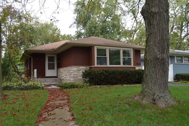 1114 Olive Road, Homewood, IL 60430 (MLS #10614568) :: The Wexler Group at Keller Williams Preferred Realty