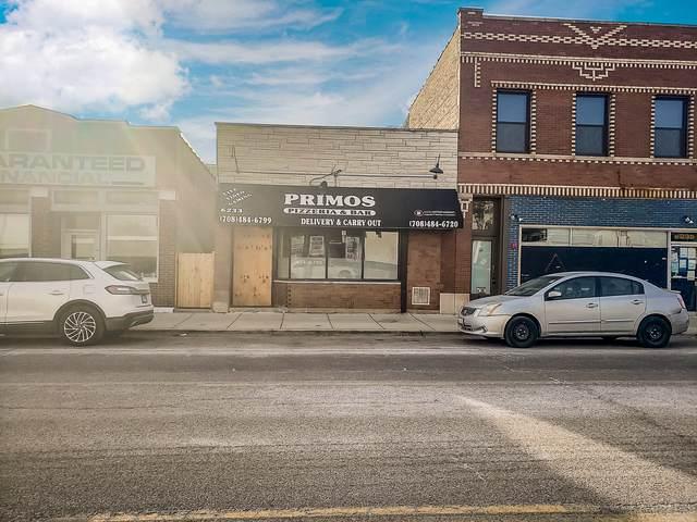 6233 Roosevelt Road, Berwyn, IL 60402 (MLS #10614596) :: Janet Jurich