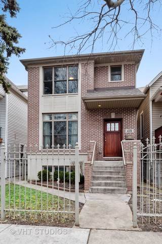 4331 N Lawndale Avenue, Chicago, IL 60618 (MLS #10614611) :: Property Consultants Realty