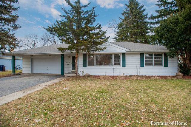 343 N Stewart Avenue, Lombard, IL 60148 (MLS #10614620) :: Angela Walker Homes Real Estate Group