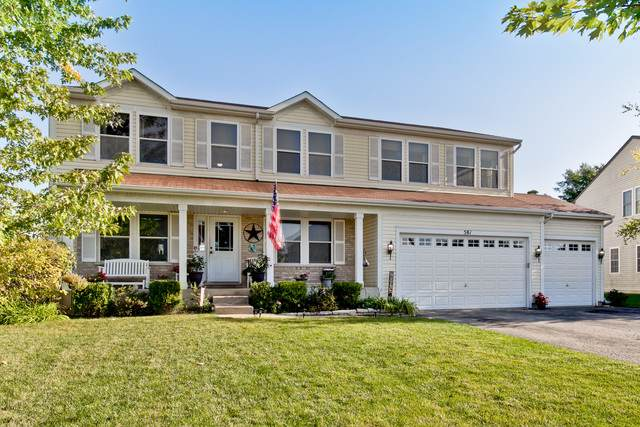 581 Pondview Drive, Antioch, IL 60002 (MLS #10614650) :: The Wexler Group at Keller Williams Preferred Realty