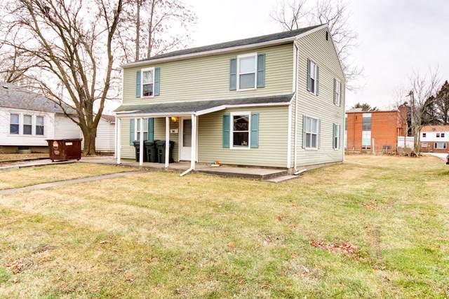 707 E Main Street, Urbana, IL 61802 (MLS #10614657) :: Ryan Dallas Real Estate