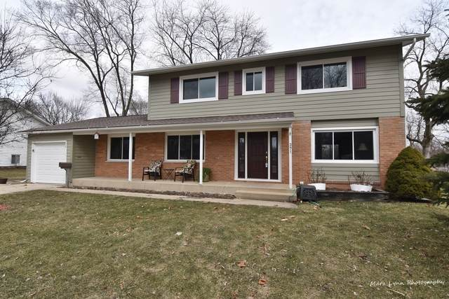 371 N Morris Drive, Palatine, IL 60074 (MLS #10614701) :: The Perotti Group | Compass Real Estate