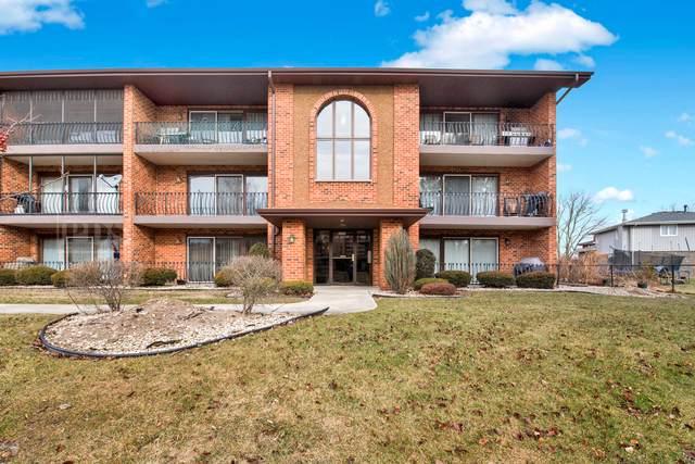 8208 Cobblestone Drive 1B, Palos Hills, IL 60465 (MLS #10614730) :: The Wexler Group at Keller Williams Preferred Realty