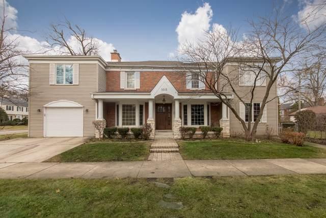 1015 S Greenwood Avenue, Park Ridge, IL 60068 (MLS #10614732) :: The Mattz Mega Group
