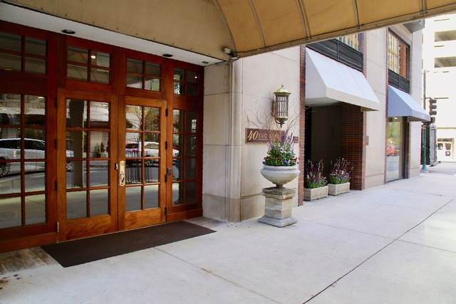 40 E Delaware Place #904, Chicago, IL 60611 (MLS #10614734) :: Property Consultants Realty