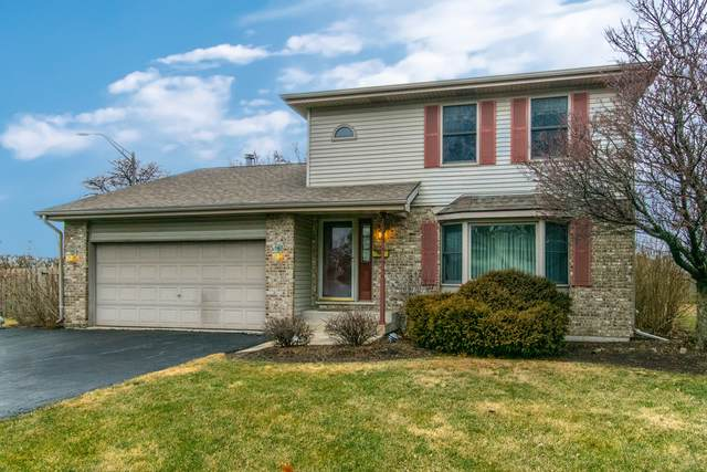 1717 Arden Place, Joliet, IL 60435 (MLS #10614738) :: Property Consultants Realty