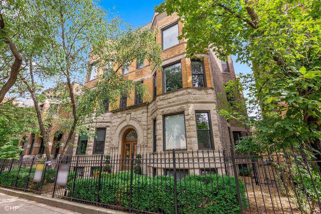 3519 N Sheffield Avenue 3S, Chicago, IL 60657 (MLS #10614742) :: Touchstone Group