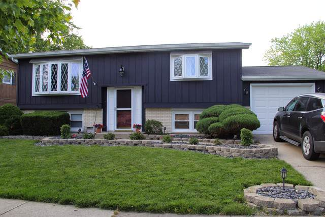 5828 Victoria Drive, Oak Forest, IL 60452 (MLS #10614748) :: The Wexler Group at Keller Williams Preferred Realty