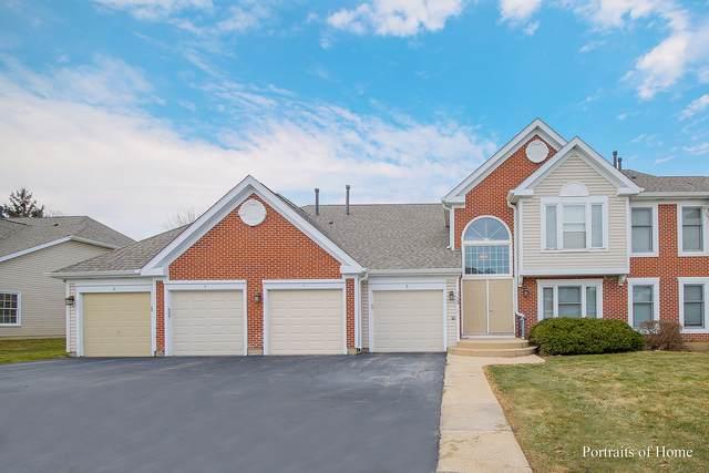 112 Red Fox Lane C2, Elk Grove Village, IL 60007 (MLS #10614785) :: Century 21 Affiliated