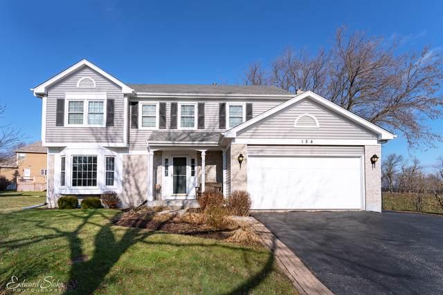 184 Southridge Drive, Gurnee, IL 60031 (MLS #10614787) :: John Lyons Real Estate