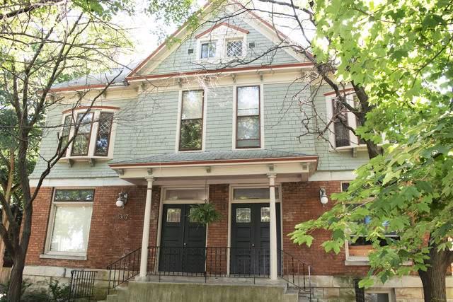 1305 Judson Avenue, Evanston, IL 60201 (MLS #10614865) :: Baz Realty Network | Keller Williams Elite