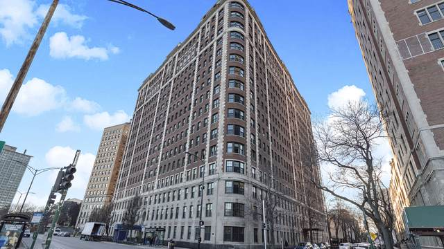 3750 N Lake Shore Drive 15-H, Chicago, IL 60613 (MLS #10614912) :: Touchstone Group