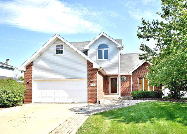 16608 W Saddlewood Drive, Lockport, IL 60441 (MLS #10614964) :: The Wexler Group at Keller Williams Preferred Realty