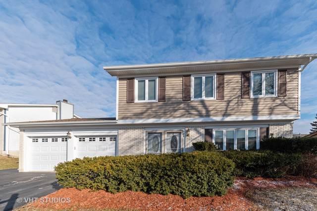 1320 Fortune Bay Court, Hoffman Estates, IL 60192 (MLS #10614980) :: John Lyons Real Estate