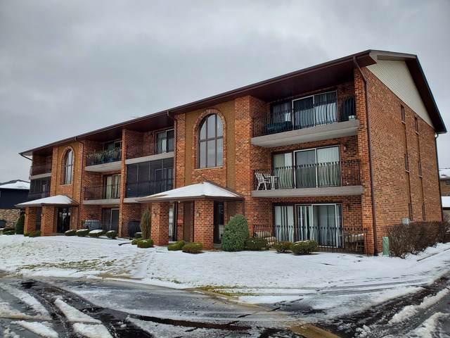 8207 W Millstone Drive 3B, Palos Hills, IL 60465 (MLS #10614985) :: The Wexler Group at Keller Williams Preferred Realty