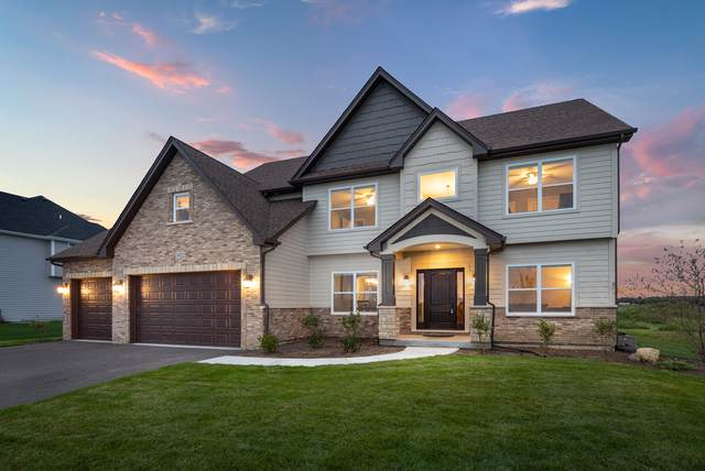 5022 Carpenter Avenue, Oswego, IL 60543 (MLS #10615052) :: The Dena Furlow Team - Keller Williams Realty