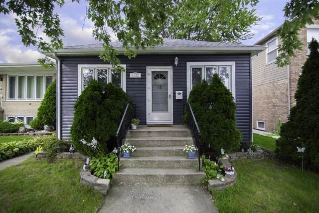 5322 S Mulligan Avenue, Chicago, IL 60638 (MLS #10615088) :: The Perotti Group | Compass Real Estate