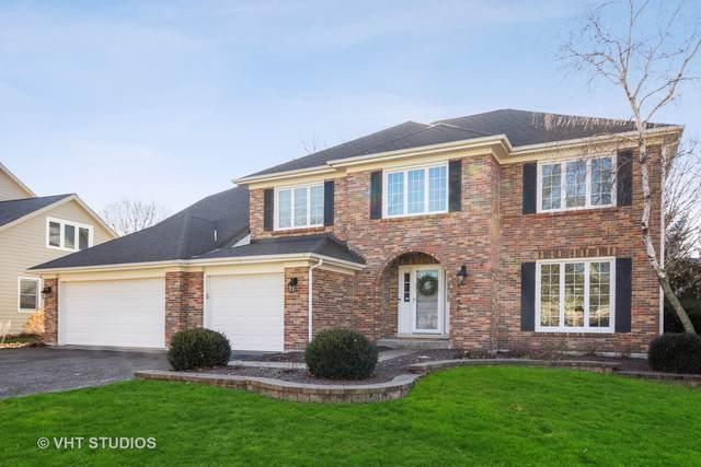 1540 Saranell Avenue, Naperville, IL 60540 (MLS #10615105) :: Century 21 Affiliated