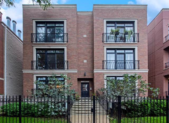 2940 N Damen Avenue 3N, Chicago, IL 60618 (MLS #10615129) :: Property Consultants Realty