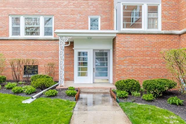 402 Laurel Avenue 2W, Wilmette, IL 60091 (MLS #10615137) :: The Wexler Group at Keller Williams Preferred Realty