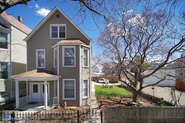3051 N Drake Avenue, Chicago, IL 60618 (MLS #10615154) :: The Wexler Group at Keller Williams Preferred Realty