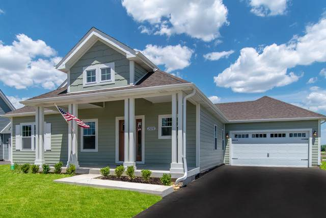25153 W Town Center Circle, Channahon, IL 60410 (MLS #10615172) :: The Wexler Group at Keller Williams Preferred Realty