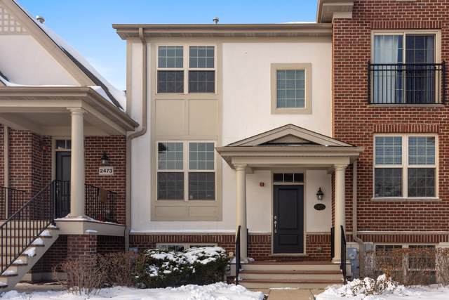 2475 Waterbury Lane, Buffalo Grove, IL 60089 (MLS #10615177) :: Baz Realty Network   Keller Williams Elite