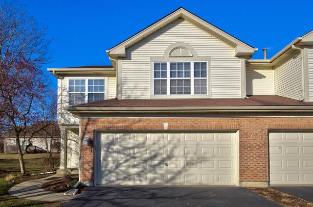 691 Littleton Trail #691, Elgin, IL 60123 (MLS #10615255) :: Century 21 Affiliated