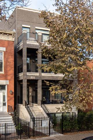 818 W Wrightwood Avenue #1, Chicago, IL 60614 (MLS #10615270) :: Property Consultants Realty
