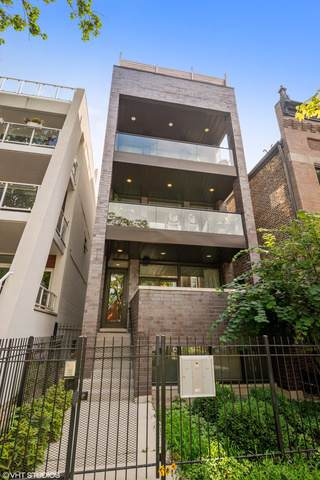 951 N Winchester Avenue #2, Chicago, IL 60622 (MLS #10615302) :: Property Consultants Realty