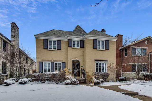 1219 Forest Avenue, Oak Park, IL 60302 (MLS #10615303) :: Ryan Dallas Real Estate