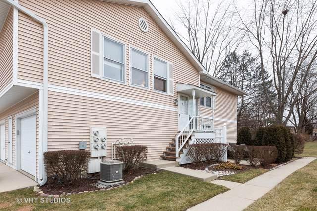 5332 Crescent Lane A, Oak Forest, IL 60452 (MLS #10615309) :: Ryan Dallas Real Estate