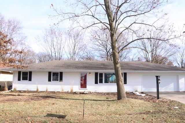2704 Clifton Drive, Urbana, IL 61802 (MLS #10615342) :: Ryan Dallas Real Estate
