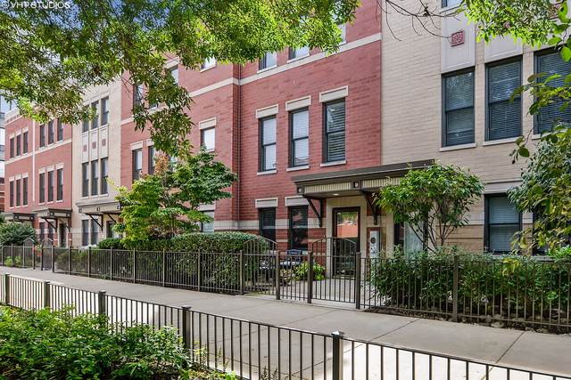 1012 N Kingsbury Street, Chicago, IL 60610 (MLS #10615345) :: Ryan Dallas Real Estate