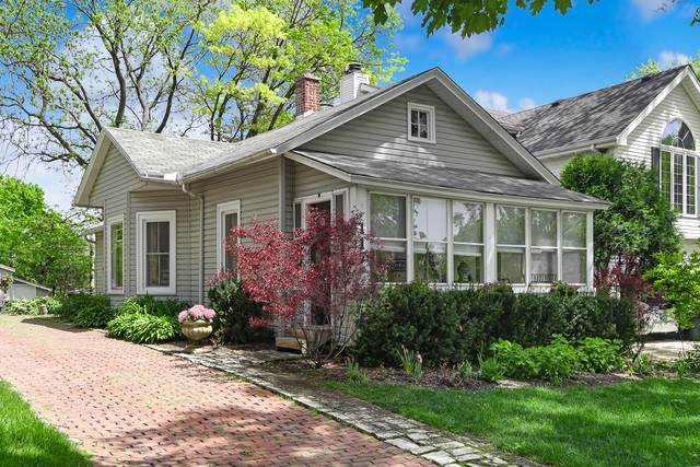 117 Maumell Street, Hinsdale, IL 60521 (MLS #10615351) :: The Wexler Group at Keller Williams Preferred Realty