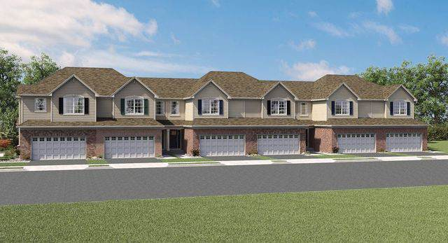 15033 W Quincy Way, Manhattan, IL 60442 (MLS #10615354) :: Ryan Dallas Real Estate