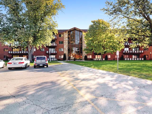 2301 183rd Street #407, Homewood, IL 60430 (MLS #10615371) :: The Wexler Group at Keller Williams Preferred Realty