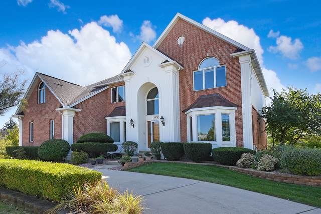 6870 Fieldstone Drive, Burr Ridge, IL 60527 (MLS #10615399) :: Janet Jurich
