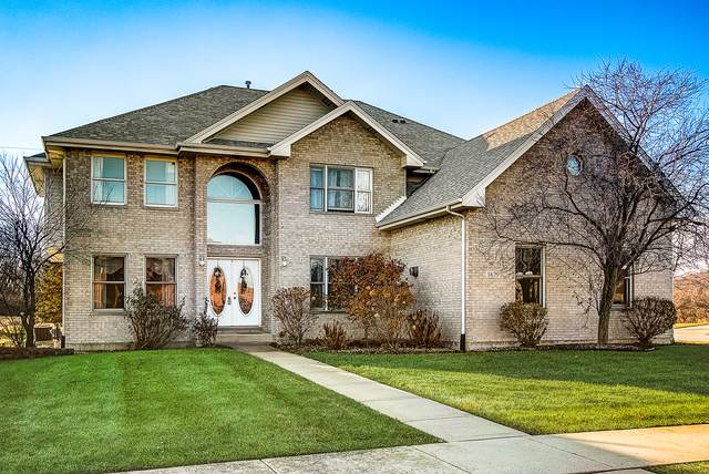 3879 Marilyn Drive, Richton Park, IL 60471 (MLS #10615407) :: BN Homes Group