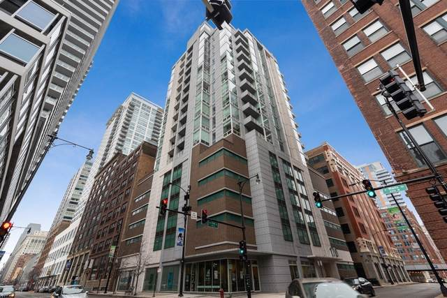 170 W Polk Street #1202, Chicago, IL 60605 (MLS #10615433) :: Janet Jurich