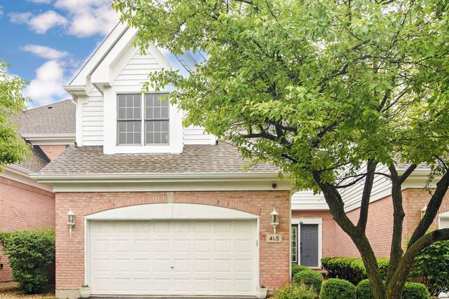 4115 Stableford Lane #4115, Naperville, IL 60564 (MLS #10615434) :: The Wexler Group at Keller Williams Preferred Realty