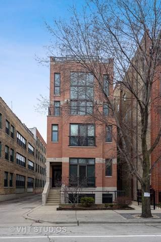 1744 W Belmont Avenue #1, Chicago, IL 60657 (MLS #10615443) :: Touchstone Group