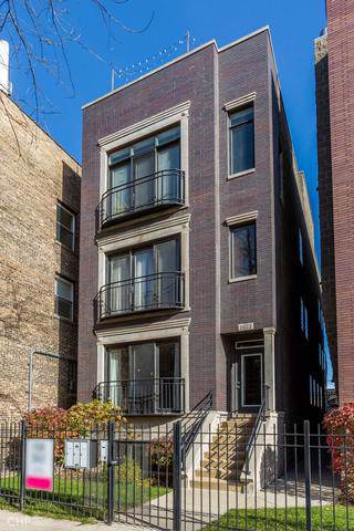 2023 N Mozart Street #1, Chicago, IL 60647 (MLS #10615444) :: Property Consultants Realty