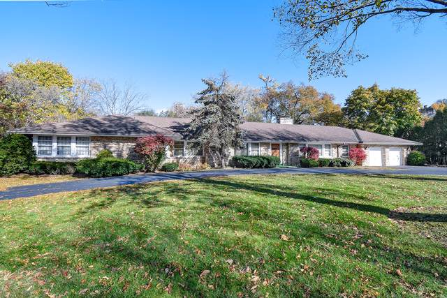 555 Woodland Avenue, Hinsdale, IL 60521 (MLS #10615449) :: The Wexler Group at Keller Williams Preferred Realty