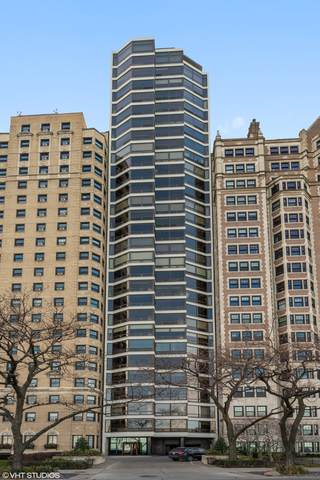 1418 N Lake Shore Drive #15, Chicago, IL 60610 (MLS #10615455) :: Property Consultants Realty