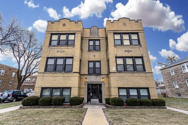1801 Elmwood Avenue #6, Berwyn, IL 60402 (MLS #10615458) :: Century 21 Affiliated