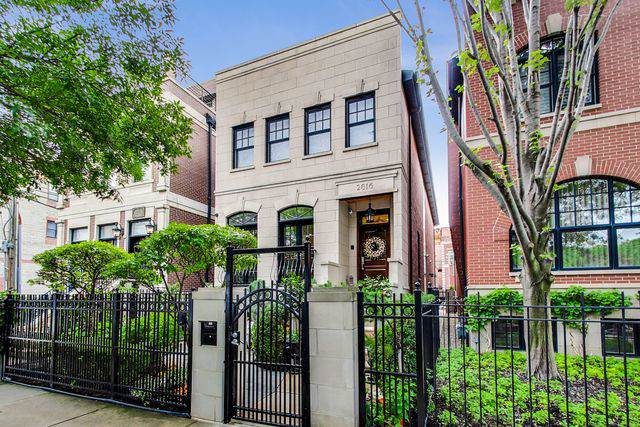 2816 N Paulina Street, Chicago, IL 60657 (MLS #10615468) :: Property Consultants Realty