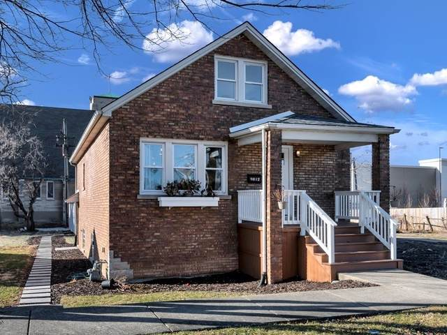 9812 S Artesian Avenue, Evergreen Park, IL 60805 (MLS #10615479) :: The Perotti Group | Compass Real Estate