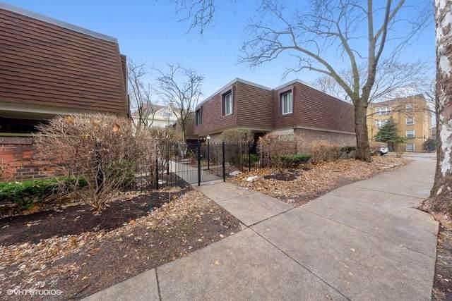 1633 W Belle Plaine Avenue, Chicago, IL 60613 (MLS #10615480) :: Touchstone Group